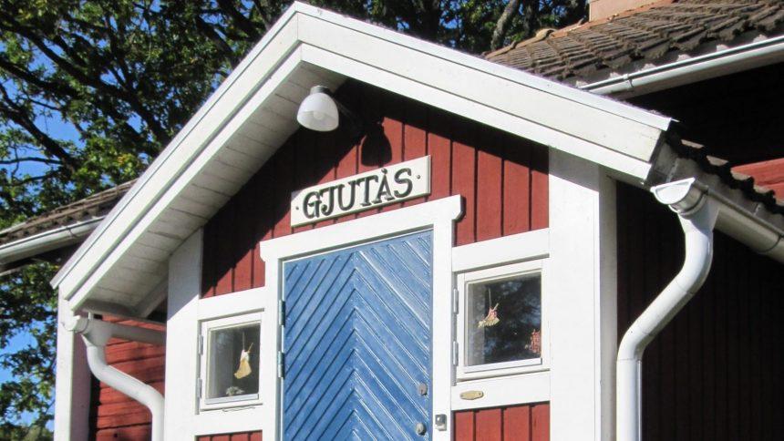 Gjutås Gittas verkstad