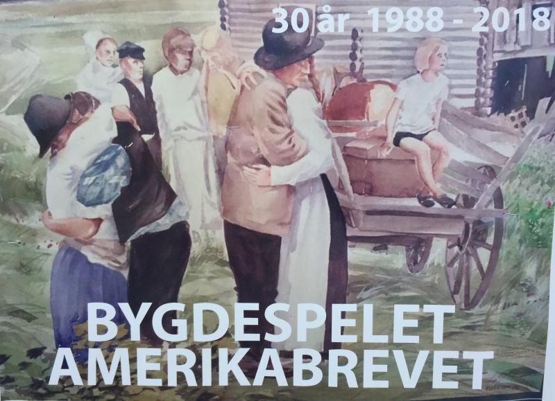 Amerikabrief - Gittas verkstad