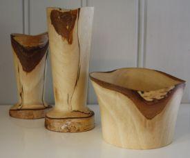 Holz-Vase-und-Holz-Behälter-Gittas-verkstad