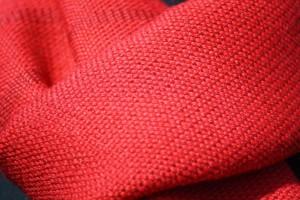 handvävd halsduk i alpacka och silke