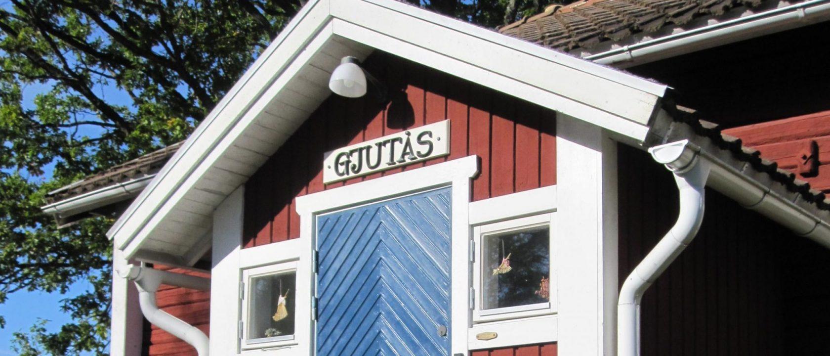 Gittas verskatd på Gjutås