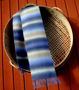 Norrsken-sjal-blå-beige-Gittas-verkstad